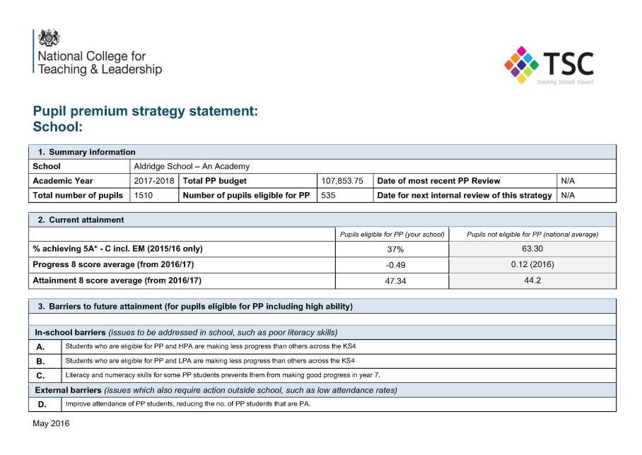Aldridge Pupil Premium Strategy_Page_1