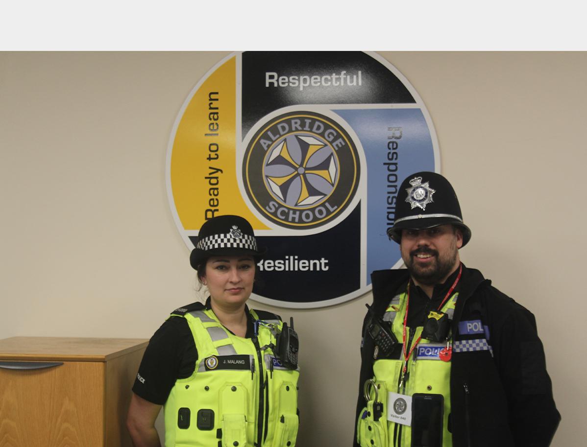 Positive Police Partnership | Aldridge School